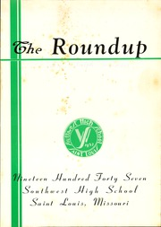 Page 5, 1947 Edition, Southwest High School - Roundup Yearbook (St Louis, MO) online yearbook collection