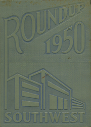 1950 Edition, Southwest High School - Roundup Yearbook (St Louis, MO)