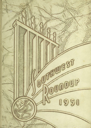 1951 Edition, Southwest High School - Roundup Yearbook (St Louis, MO)
