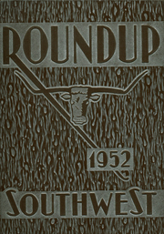 1952 Edition, Southwest High School - Roundup Yearbook (St Louis, MO)