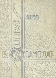 1953 Edition, Southwest High School - Roundup Yearbook (St Louis, MO)
