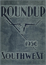 1956 Edition, Southwest High School - Roundup Yearbook (St Louis, MO)