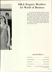 Rolla High School - Growler Yearbook (Rolla, MO) online yearbook collection, 1966 Edition, Page 69