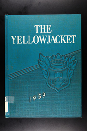 Page 1, 1959 Edition, Center High School - Yellow Jacket Yearbook (Kansas City, MO) online yearbook collection