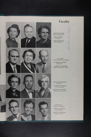 Page 11, 1959 Edition, Center High School - Yellow Jacket Yearbook (Kansas City, MO) online yearbook collection