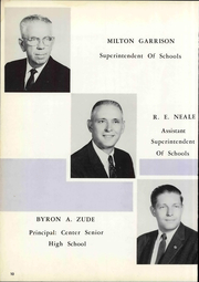 Page 14, 1960 Edition, Center High School - Yellow Jacket Yearbook (Kansas City, MO) online yearbook collection
