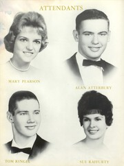 Page 10, 1961 Edition, Center High School - Yellow Jacket Yearbook (Kansas City, MO) online yearbook collection