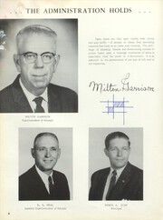 Page 12, 1961 Edition, Center High School - Yellow Jacket Yearbook (Kansas City, MO) online yearbook collection