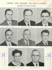 Page 13, 1961 Edition, Center High School - Yellow Jacket Yearbook (Kansas City, MO) online yearbook collection