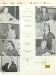 Page 14, 1961 Edition, Center High School - Yellow Jacket Yearbook (Kansas City, MO) online yearbook collection