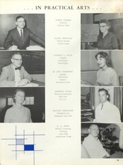 Page 17, 1961 Edition, Center High School - Yellow Jacket Yearbook (Kansas City, MO) online yearbook collection