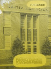 Page 6, 1961 Edition, Center High School - Yellow Jacket Yearbook (Kansas City, MO) online yearbook collection