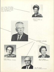Page 11, 1963 Edition, Center High School - Yellow Jacket Yearbook (Kansas City, MO) online yearbook collection
