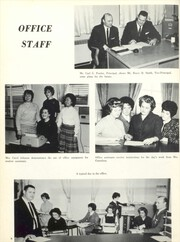 Page 12, 1963 Edition, Center High School - Yellow Jacket Yearbook (Kansas City, MO) online yearbook collection
