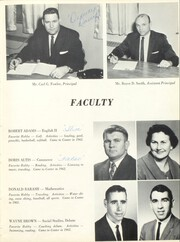 Page 13, 1963 Edition, Center High School - Yellow Jacket Yearbook (Kansas City, MO) online yearbook collection