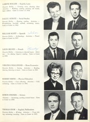 Page 17, 1963 Edition, Center High School - Yellow Jacket Yearbook (Kansas City, MO) online yearbook collection