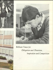 Page 13, 1969 Edition, Center High School - Yellow Jacket Yearbook (Kansas City, MO) online yearbook collection
