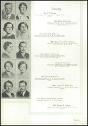 Page 10, 1934 Edition, University City High School - Dial Yearbook (University City, MO) online yearbook collection