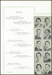 Page 13, 1934 Edition, University City High School - Dial Yearbook (University City, MO) online yearbook collection
