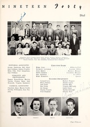Page 59, 1940 Edition, University City High School - Dial Yearbook (University City, MO) online yearbook collection