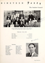 Page 61, 1940 Edition, University City High School - Dial Yearbook (University City, MO) online yearbook collection
