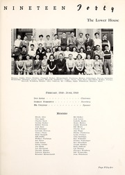Page 63, 1940 Edition, University City High School - Dial Yearbook (University City, MO) online yearbook collection
