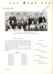 Page 64, 1940 Edition, University City High School - Dial Yearbook (University City, MO) online yearbook collection