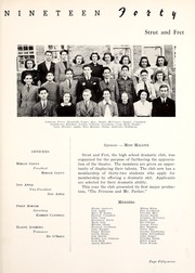 Page 65, 1940 Edition, University City High School - Dial Yearbook (University City, MO) online yearbook collection