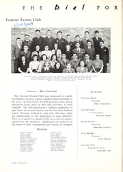 Page 70, 1940 Edition, University City High School - Dial Yearbook (University City, MO) online yearbook collection