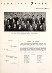 Page 71, 1940 Edition, University City High School - Dial Yearbook (University City, MO) online yearbook collection