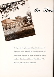 Page 10, 1943 Edition, University City High School - Dial Yearbook (University City, MO) online yearbook collection