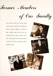 Page 9, 1943 Edition, University City High School - Dial Yearbook (University City, MO) online yearbook collection