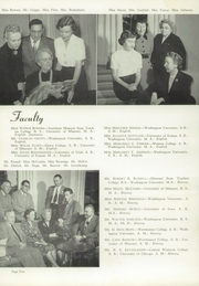 Page 12, 1952 Edition, University City High School - Dial Yearbook (University City, MO) online yearbook collection