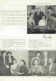 Page 13, 1952 Edition, University City High School - Dial Yearbook (University City, MO) online yearbook collection