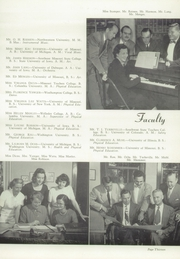Page 15, 1952 Edition, University City High School - Dial Yearbook (University City, MO) online yearbook collection