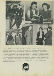 Page 15, 1945 Edition, Neosho High School - Wild Cat Yearbook (Neosho, MO) online yearbook collection