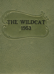 Neosho High School - Wild Cat Yearbook (Neosho, MO) online yearbook collection, 1953 Edition, Page 1