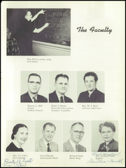 Page 11, 1955 Edition, Neosho High School - Wild Cat Yearbook (Neosho, MO) online yearbook collection
