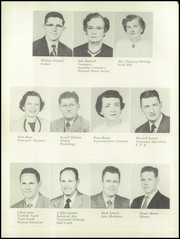 Page 12, 1955 Edition, Neosho High School - Wild Cat Yearbook (Neosho, MO) online yearbook collection