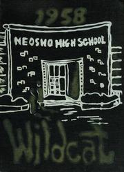 Neosho High School - Wild Cat Yearbook (Neosho, MO) online yearbook collection, 1958 Edition, Page 1