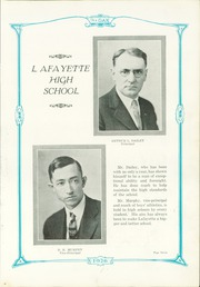 Page 11, 1926 Edition, Lafayette High School - Oak Yearbook (St Joseph, MO) online yearbook collection