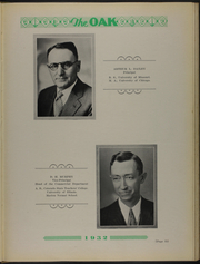 Page 17, 1932 Edition, Lafayette High School - Oak Yearbook (St Joseph, MO) online yearbook collection