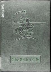 Lafayette High School - Oak Yearbook (St Joseph, MO) online yearbook collection, 1935 Edition, Page 1