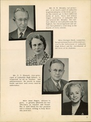 Page 11, 1951 Edition, Lafayette High School - Oak Yearbook (St Joseph, MO) online yearbook collection