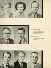Page 14, 1951 Edition, Lafayette High School - Oak Yearbook (St Joseph, MO) online yearbook collection