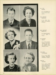 Page 16, 1951 Edition, Lafayette High School - Oak Yearbook (St Joseph, MO) online yearbook collection