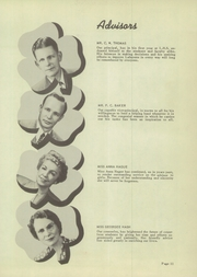 Page 15, 1952 Edition, Lafayette High School - Oak Yearbook (St Joseph, MO) online yearbook collection