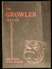 1948 Edition, Sikeston High School - Growler Yearbook (Sikeston, MO)