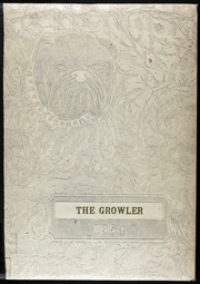 1954 Edition, Sikeston High School - Growler Yearbook (Sikeston, MO)