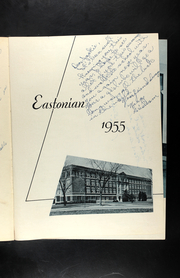 Page 5, 1955 Edition, East High School - Eastonian Yearbook (Kansas City, MO) online yearbook collection